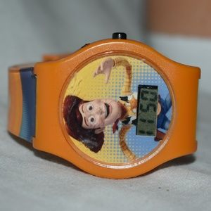 Disney Pixar Toy Story Woody Watch